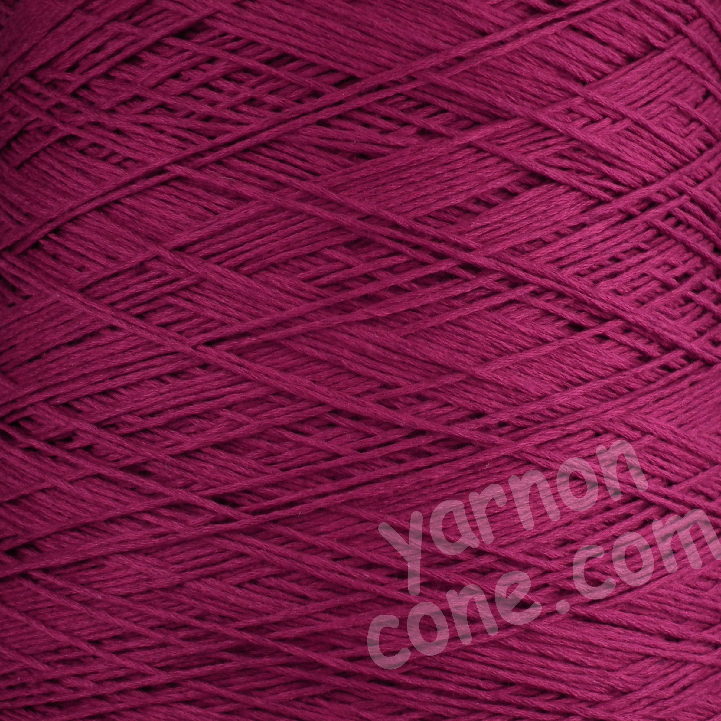 cashmere cotton soft yarn on cone 4 ply knitting weaving crochet luxury UK mulberry pink purple